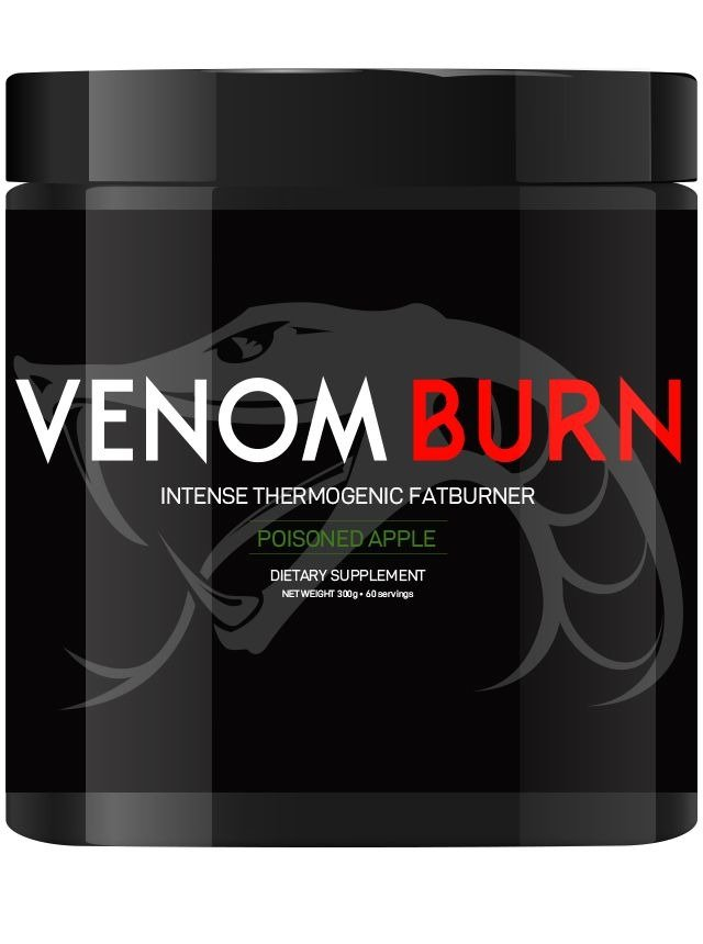 thermal venom fat burner la rutina de ardere la domiciliu