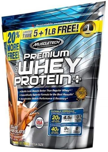 100% Premium Whey Protein+