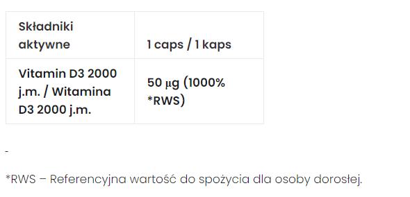 7N Vitamin D3 2000 360 caps
