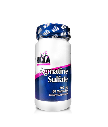 Agmatine Sulfate 500mg 60caps