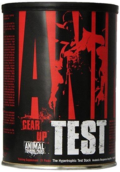Animal Test 21 sachets