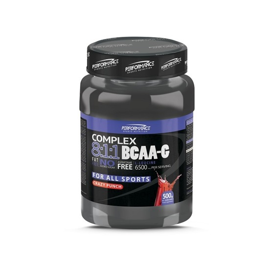 BCAA 8:1:1 500 g