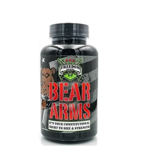 Bear Arms 84 caps