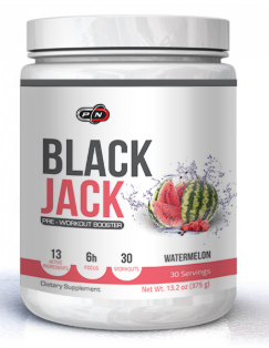 Black Jack pre-workout booster 375g