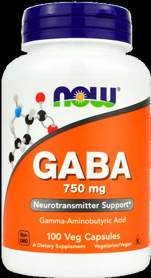 Gaba 750 mg 100 caps