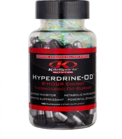 Hyperdrine 60 caps