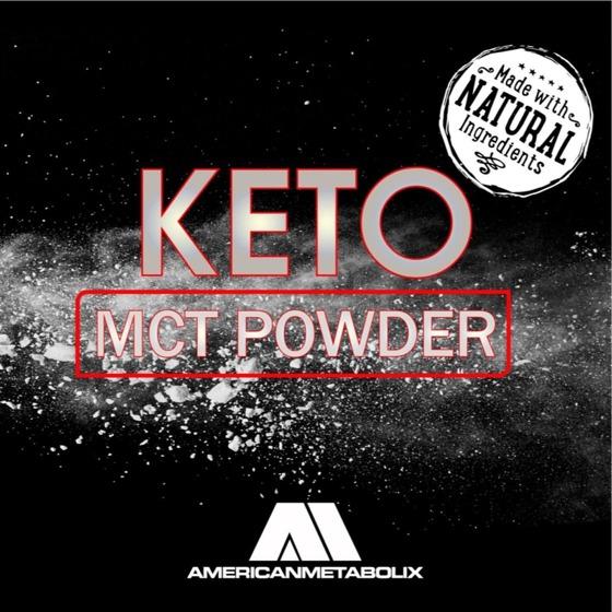 Keto MCT powder 270g