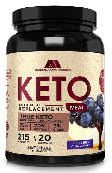 Keto Meal Replacement 687g