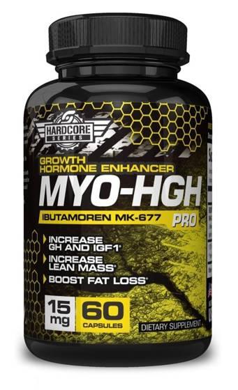 Myo-HGH Ibutamoren 15mg 60 caps