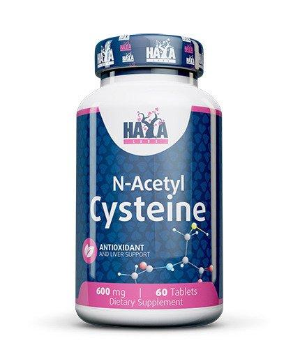 N-Acetyl Cysteine 600mg 60 caps