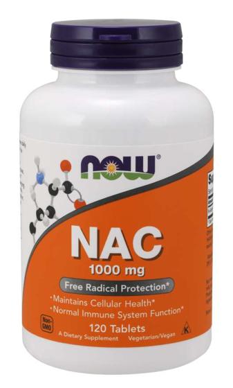 NAC 1000mg 120 caps