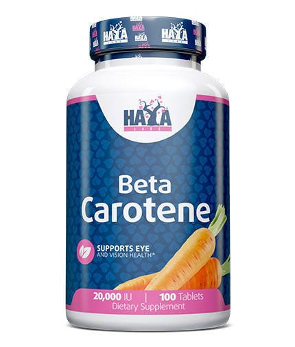 Natural Beta Carotene 10,00 IU 100 caps