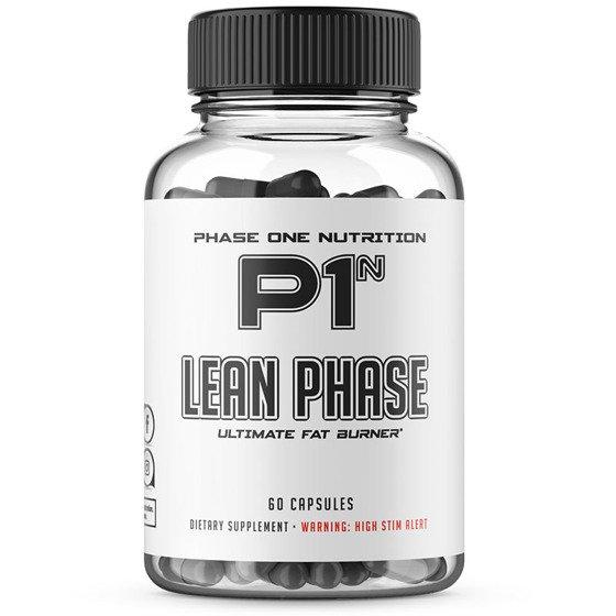 P1 Lean Phase 60 caps