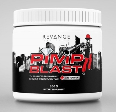 Pimp Blast 300 g