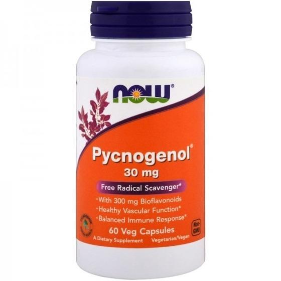 Pycnogenol 30 mg 60 caps