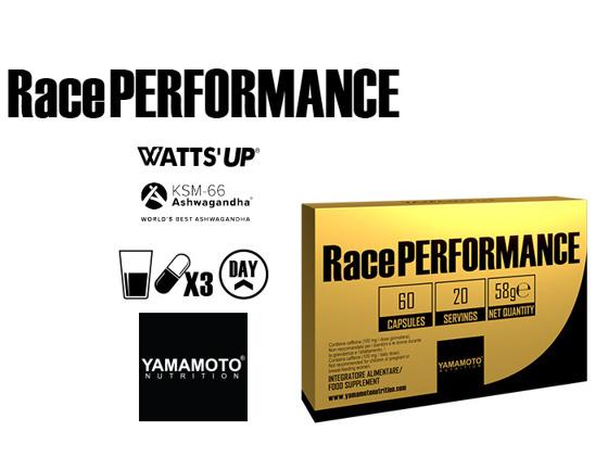 Race Performance 60 caps