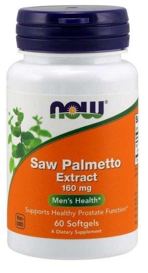 Saw Palmetto Extract 60 caps