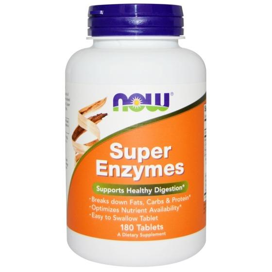 Super Enzymes 180 tab