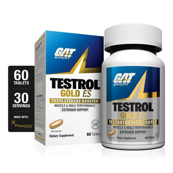 Testrol Gold ES 60 caps