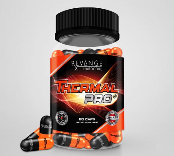 Thermal Pro Hardcore 120 caps