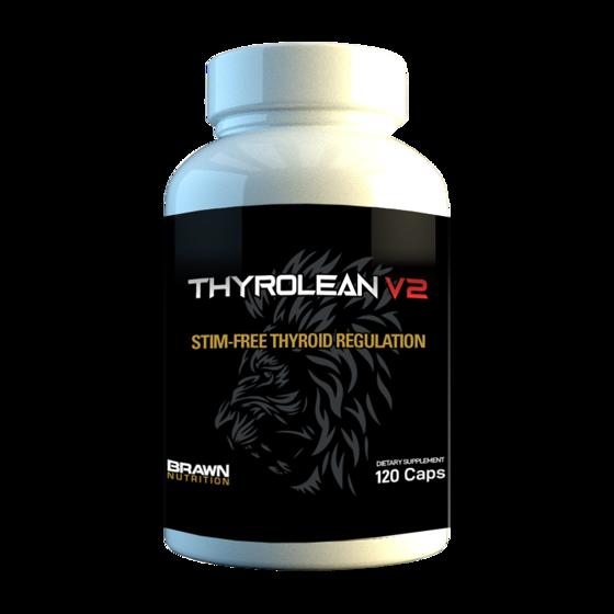 Thyro-Lean V2 120 capsules