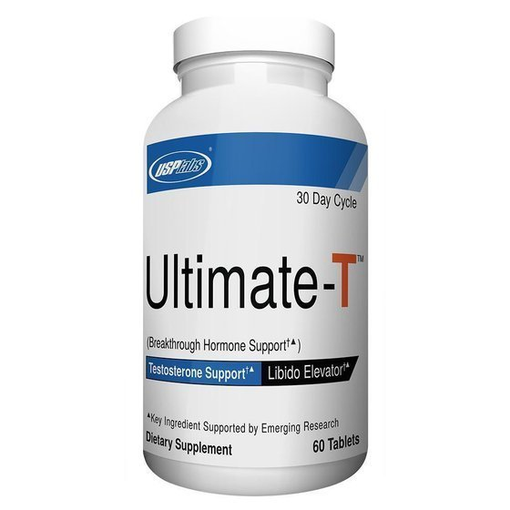 Ultimate-T 60 caps - USA Version