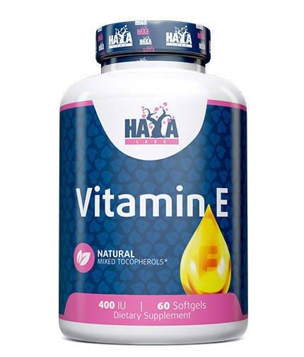 Vitamin E 400iu 60 caps