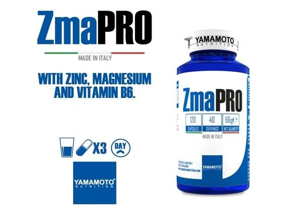 ZMA Pro 120 caps