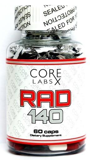 CoreLabs  Rad 140 60 caps