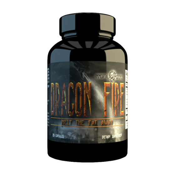 Dragon Fire 120 caps