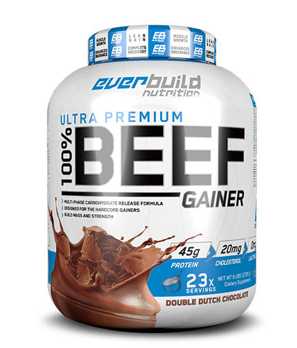 EB Beef Gainer 2720 g
