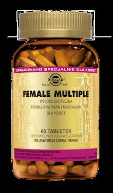 Female Multiple 60 caps