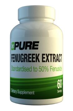 Fenugreek Extract 60 caps