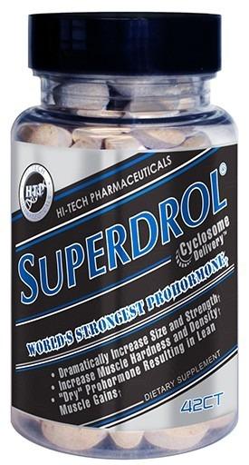 HTP Superdrol 42 caps