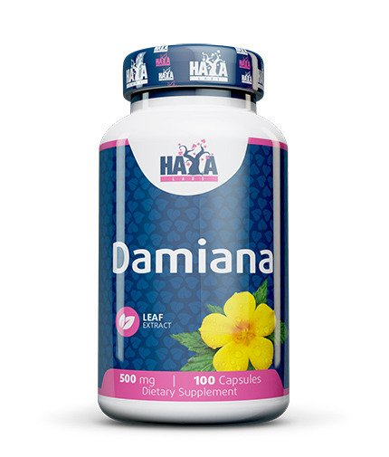 Haya Damiana Leaf Extract 100 caps