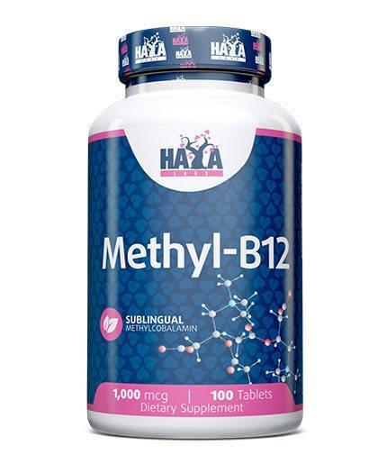 Haya Methyl B-12 1000 mcg 100 caps