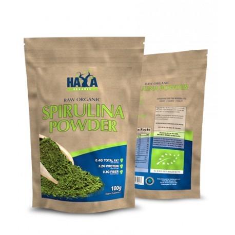 Haya Organiczna Spirulina Powder 100 g