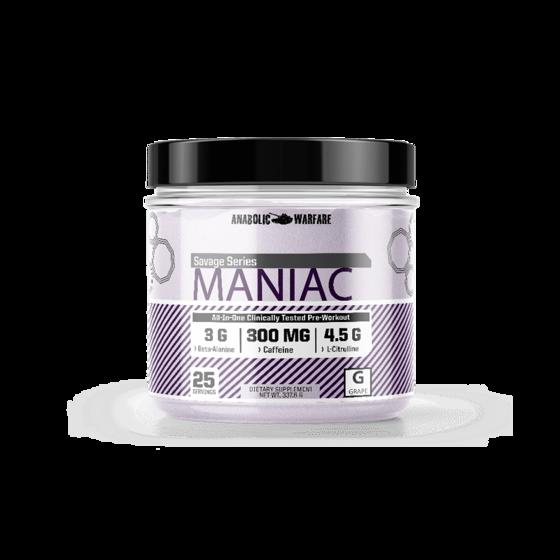 Maniac 340 g