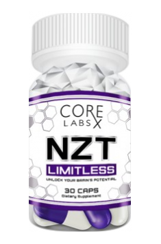 NZT Limitless 25 caps