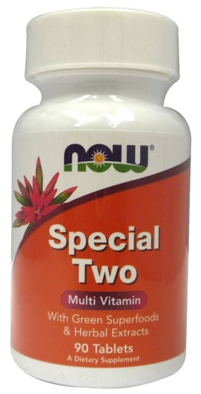 NowFoods Special Two 90 caps