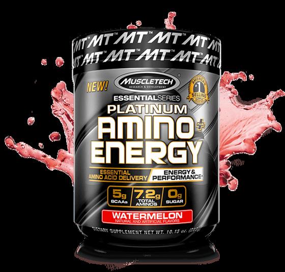 Platinum Amino Energy 317g
