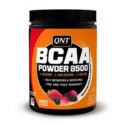 QNT Bcaa Powder 8500 350g