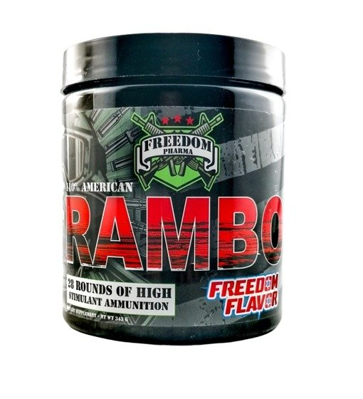 Rambo 110 mg DMAA 343g