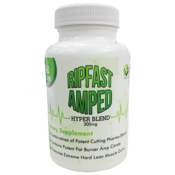 Ripfast Amped 60 caps