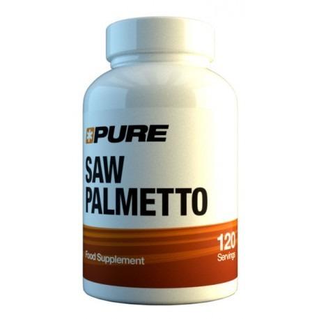 Saw Palmetto 120 caps