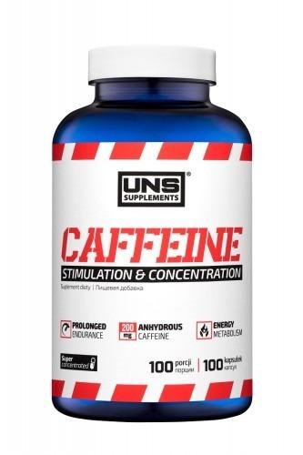 UNS Caffeine Extreme 100 caps