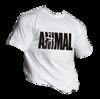 T-shirt Animal Biały